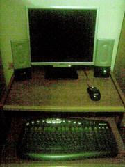 компьютер (4 года в экспл. в хорошем состоянии)