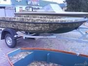 Моторная лодка formula-400