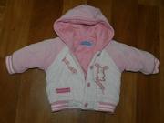2 детские куртки для девочки