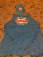 Продам костюм мороженщика Nestle!
