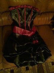 Великолепное выпускное платье