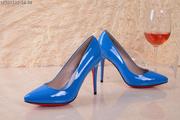 Модные туфли на высоком каблуке в 2014 году - это разнообразие стилей