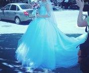 Пышное платье за такую цену!!!!