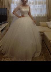 Продам свадебное платье от Ирины Люкс
