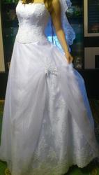 Продам свадебное платье (раздельное) Дёшево