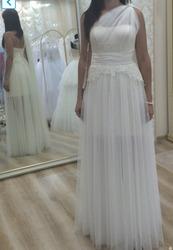 Красивое и удобное свадебное платье!!!
